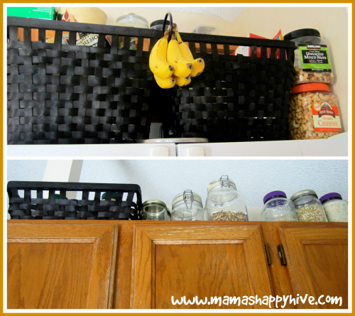 Organizing Tips for a Tiny Kitchen