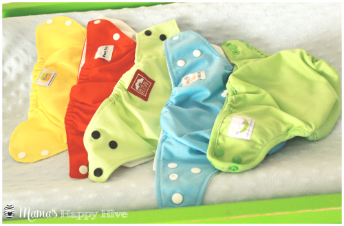 How We Cloth Diaper – Part 1