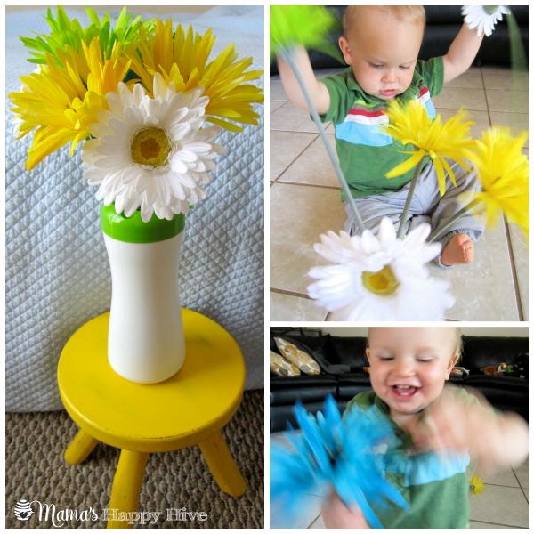 Flower Arranging - www.mamashappyhive.com