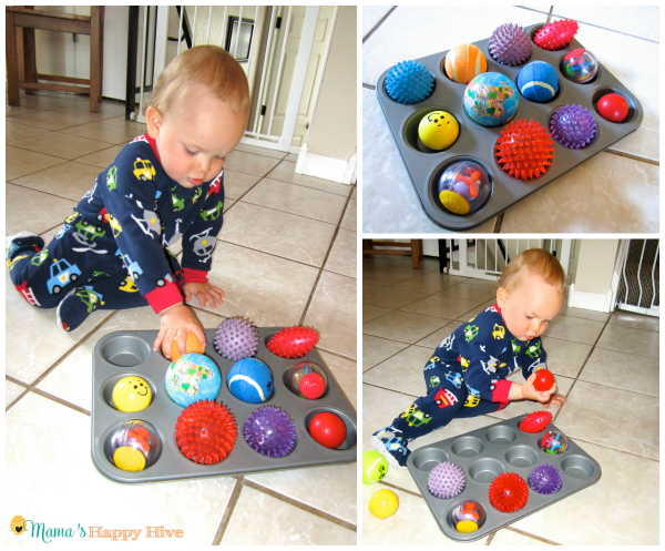 Textured Balls - www.mamashappyhive.com