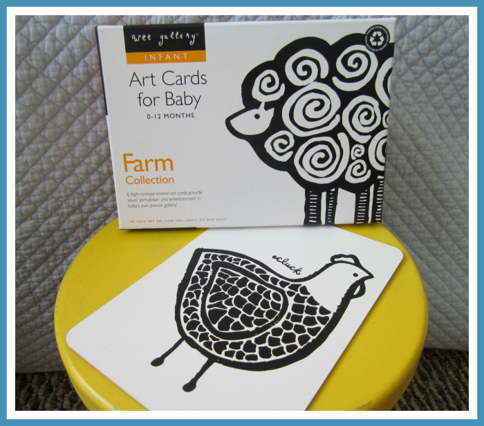 Black & White Cards