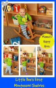 Montessori Inspired Baby Room