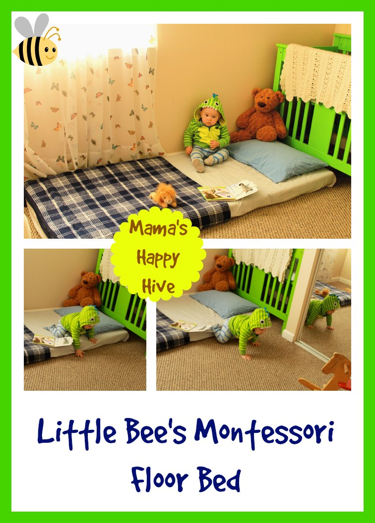 montessori inspired baby room mama 39 s happy hive. Black Bedroom Furniture Sets. Home Design Ideas