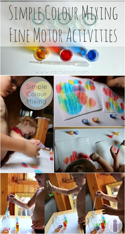Fine-Motor-Colour-Mixing-Activities