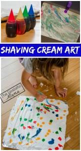 Shaving-Cream-+-Food-Coloring-Hours-of-Fun1