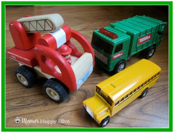 Three trucks - www.mamashappyhive.com