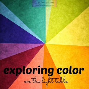 color-light-table