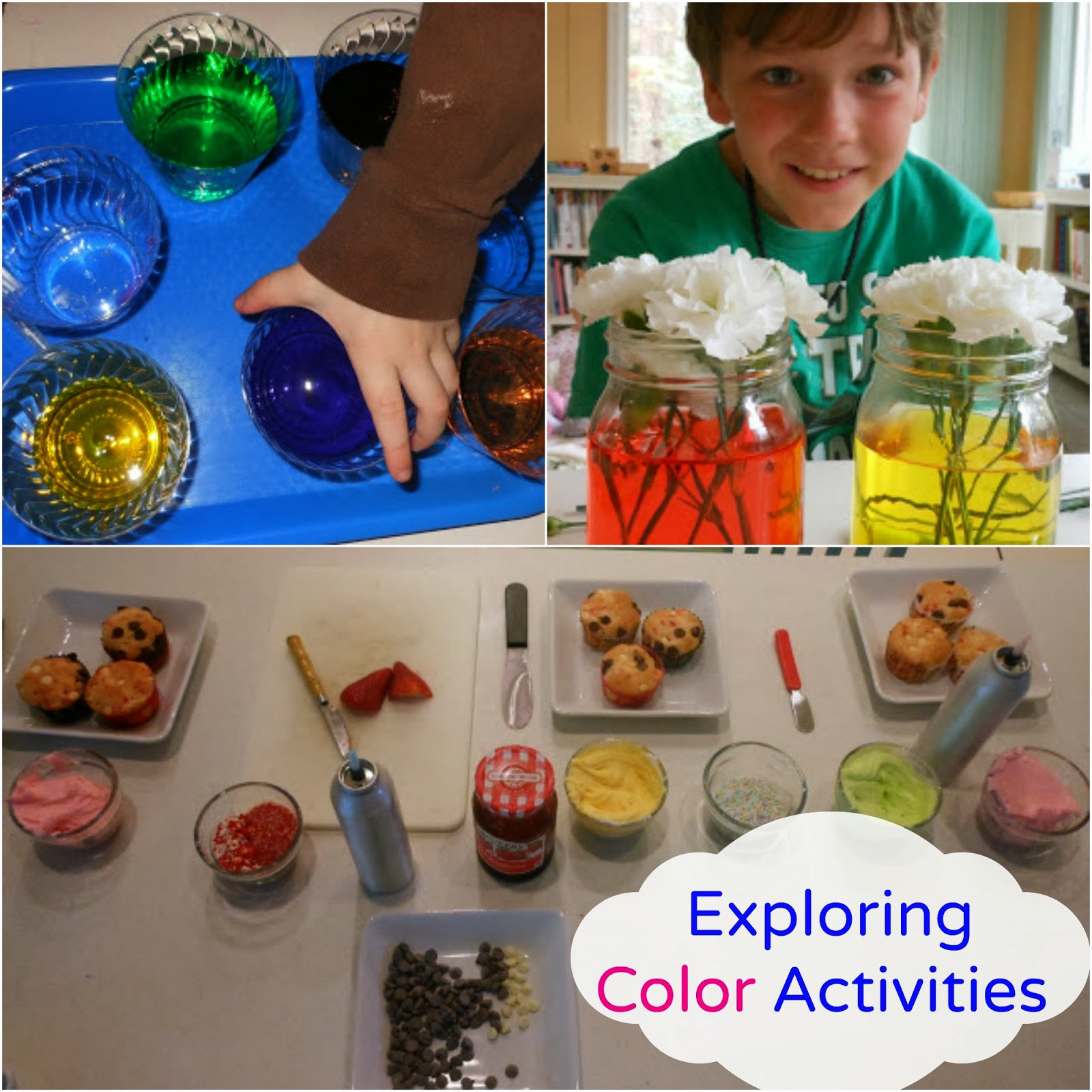 25 Fabulous Color Mixing Activities