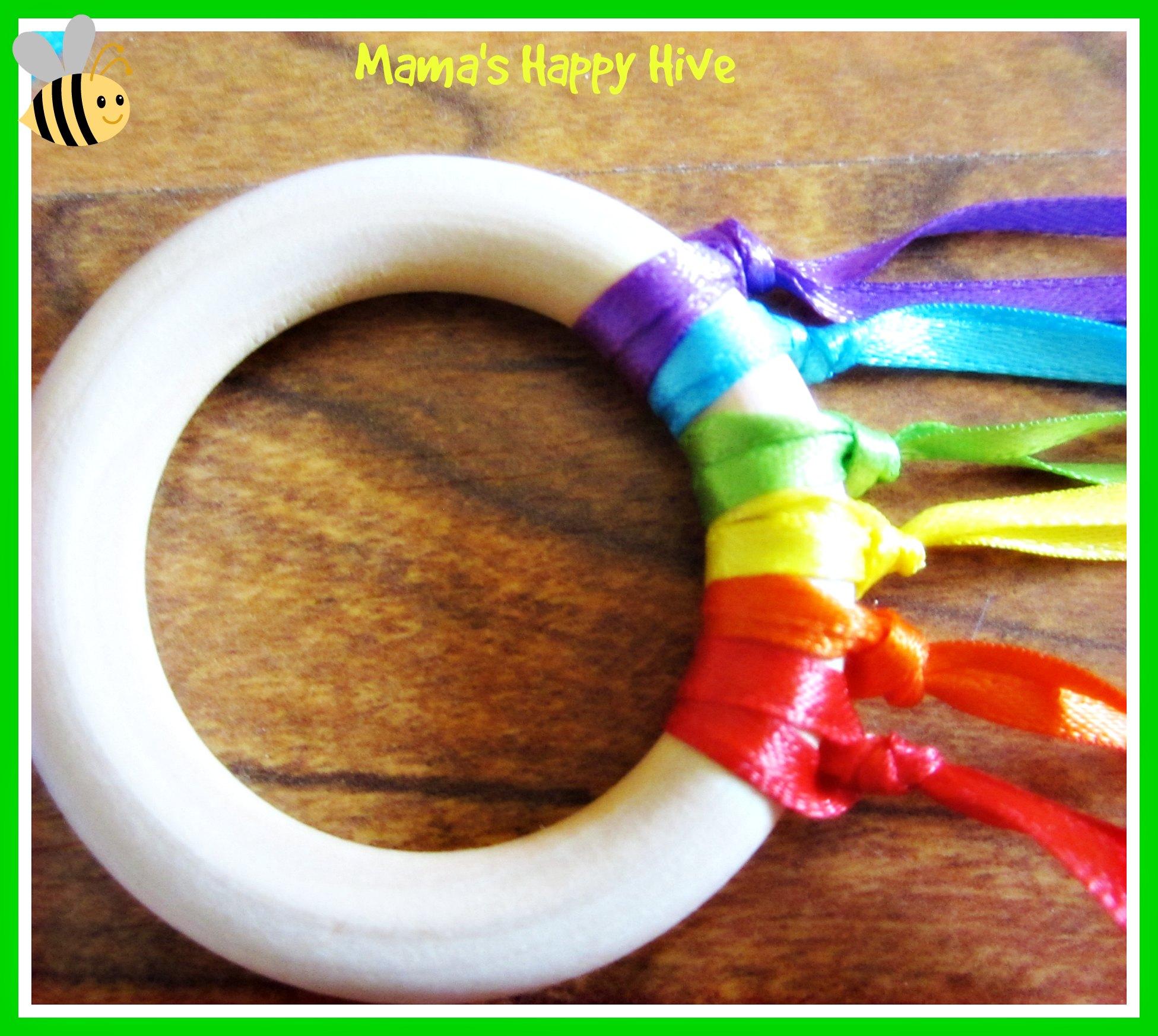 Rainbow Flyer - www.mamashappyhive.com