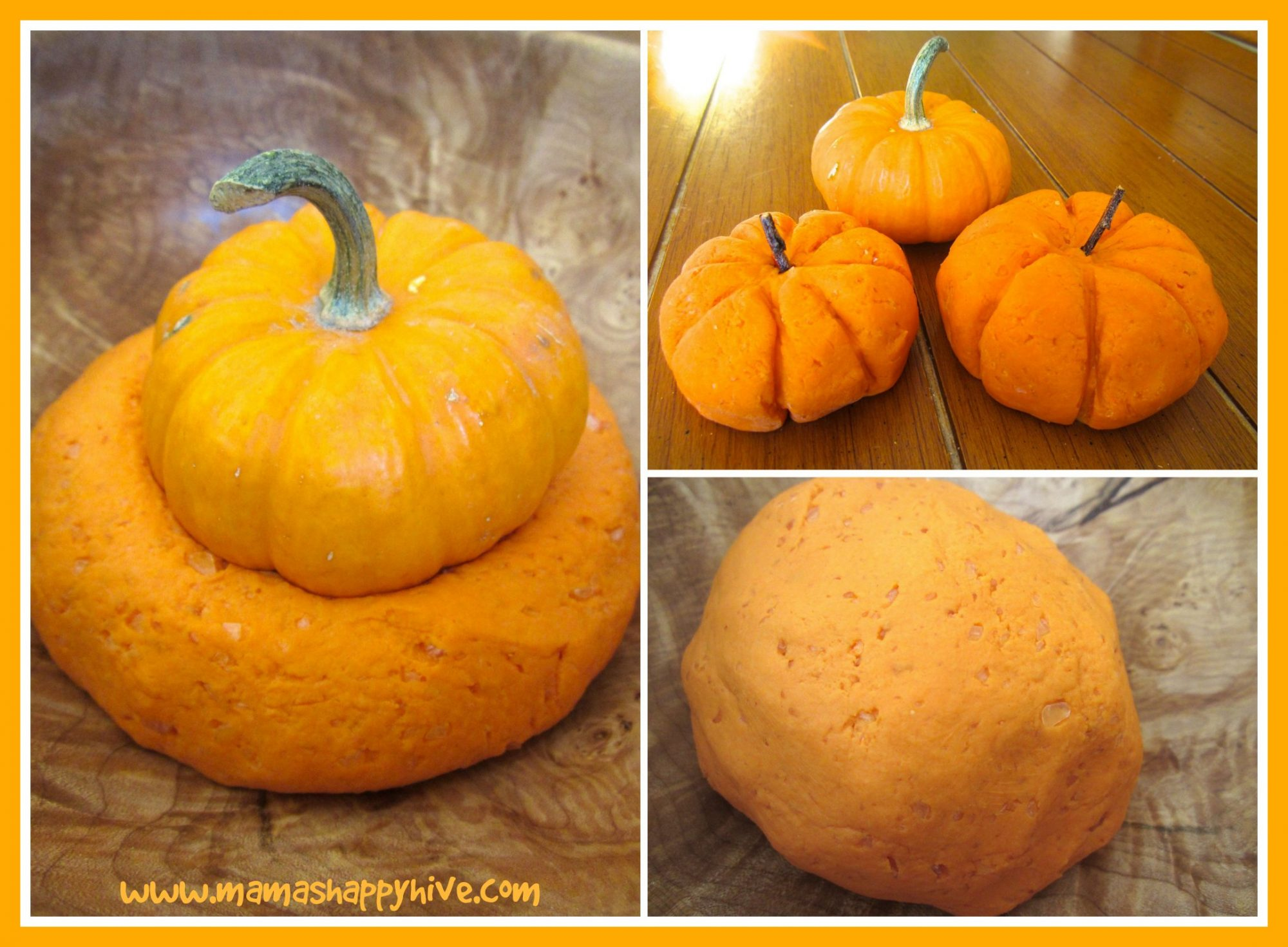 Pumpkin Dough