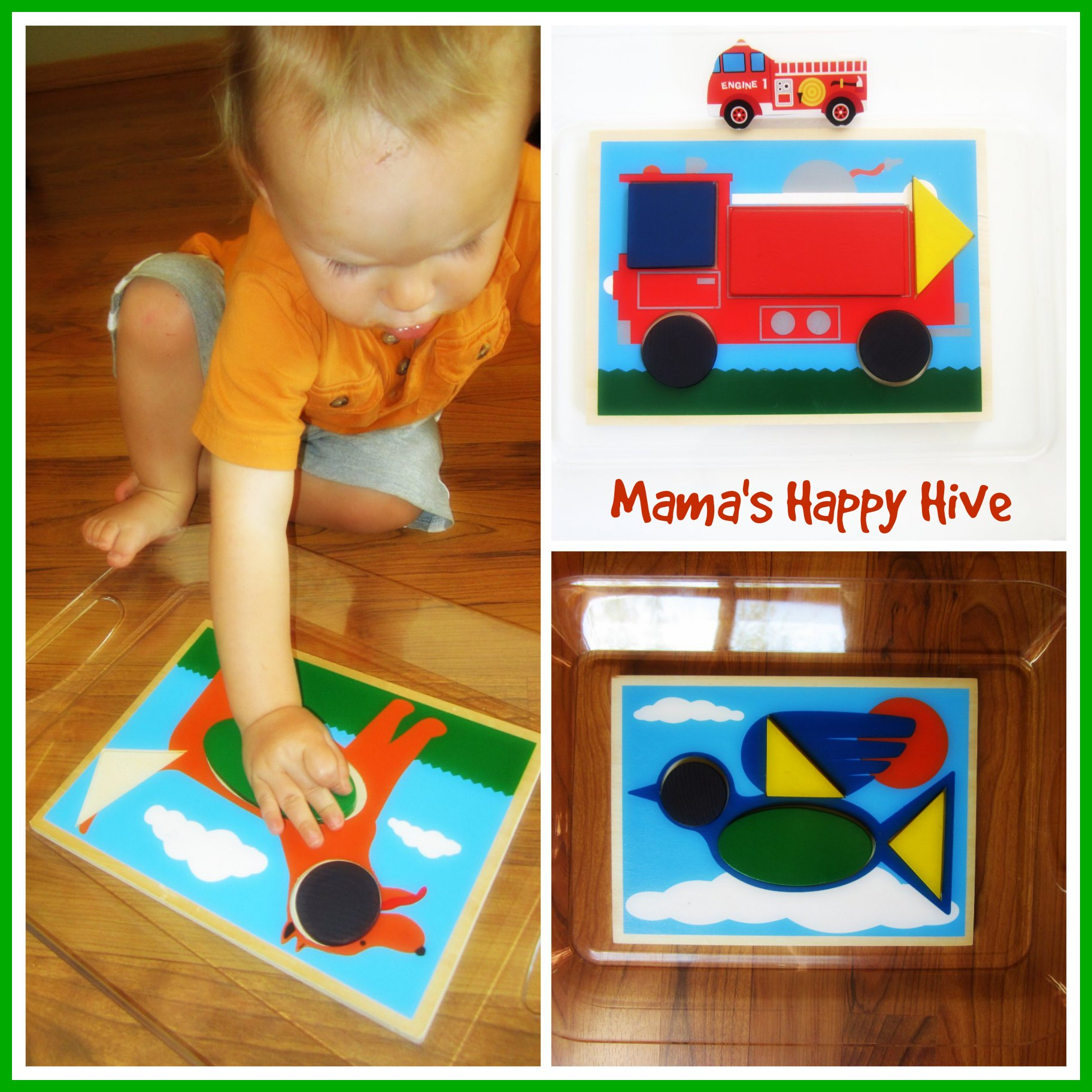 Toddler Montessori Shape Lessons Mama s Happy Hive