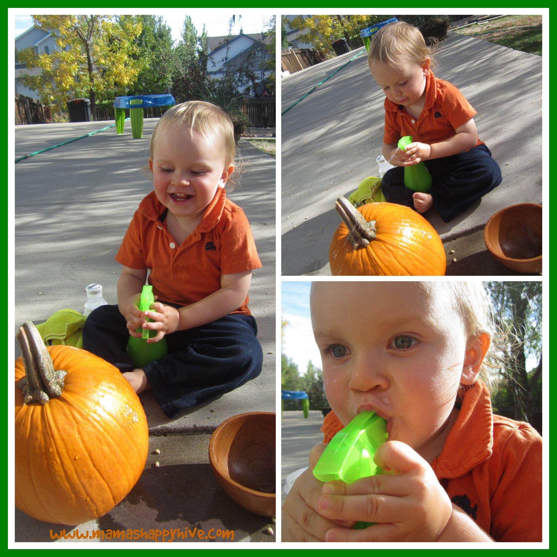 Wash the Pumpkin 2