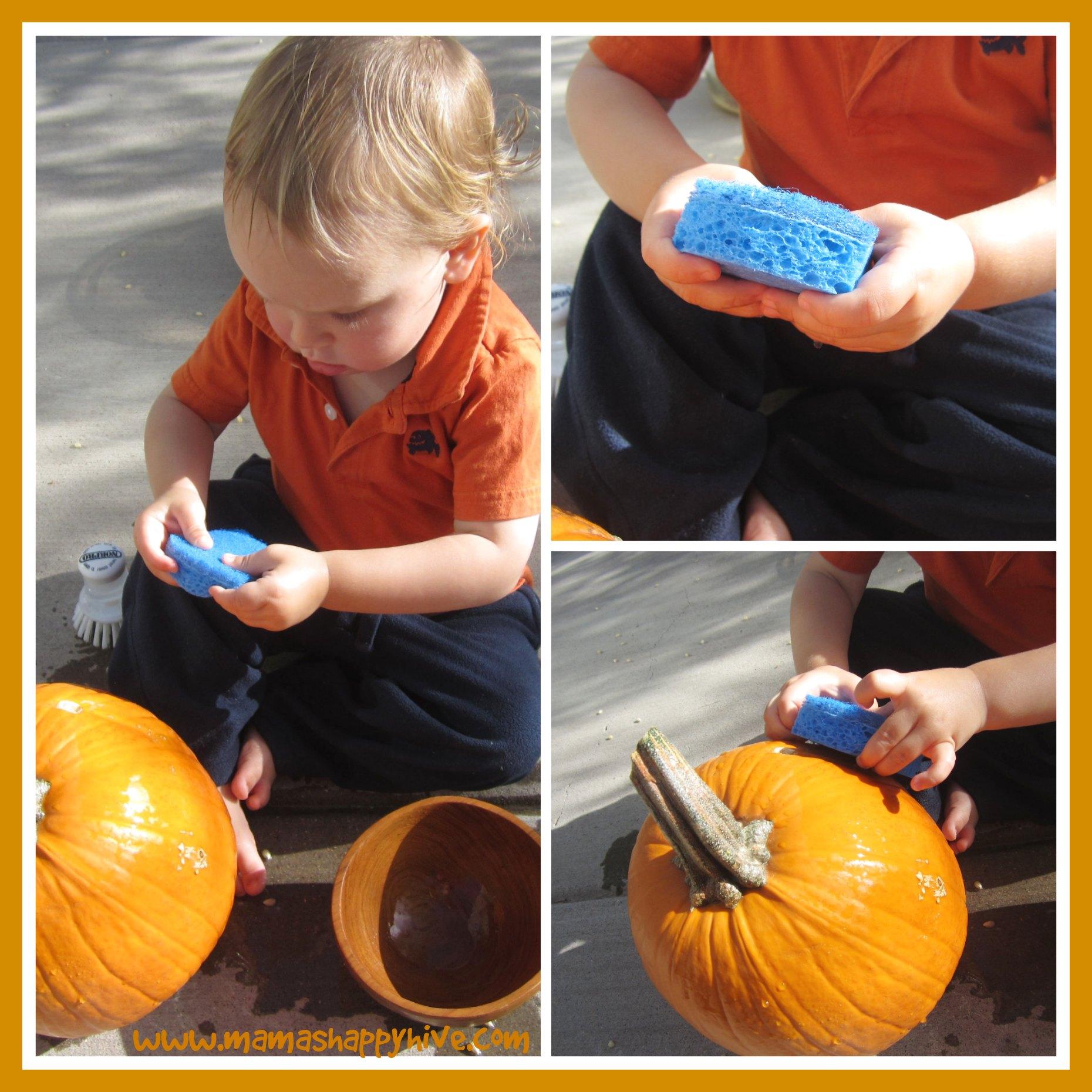 Wash the Pumpkin 3