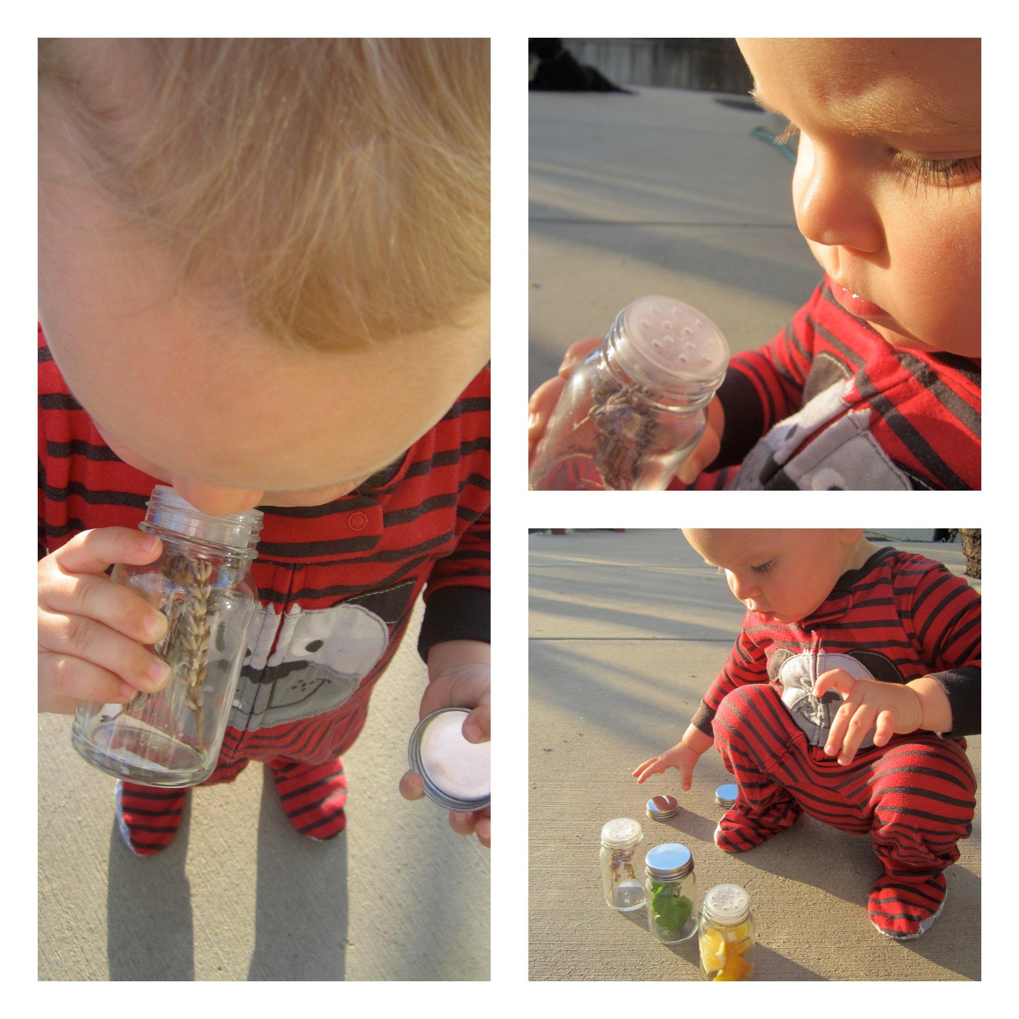 DIY Montessori Scent Jars - www.mamashappyhive.com