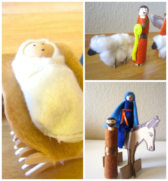 25 Hands-On Nativity Lessons for Kids
