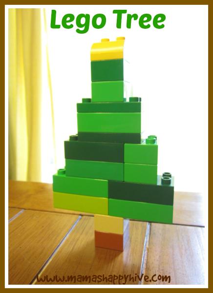 Lego Tree - www.mamashappyhive.com