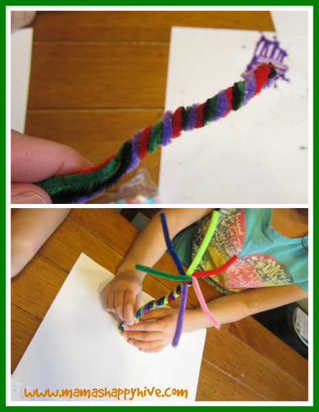 Pipe Cleaner Twist
