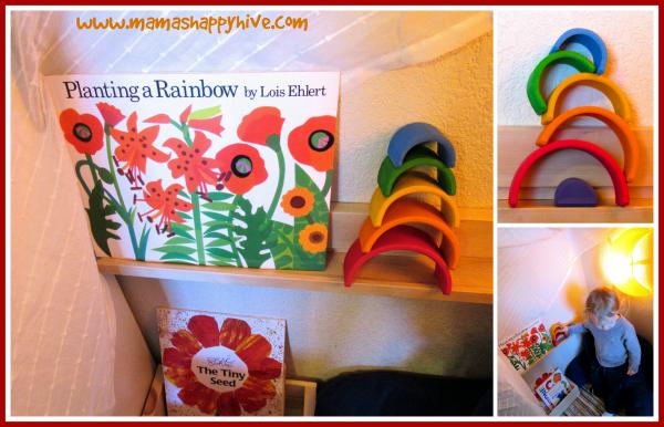 Grimm's Rainbow Stacker - www.mamashappyhive.com