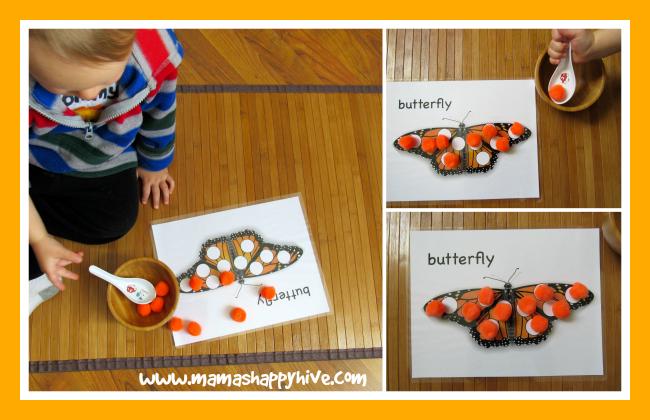 Butterfly - www.mamashappyhive.com