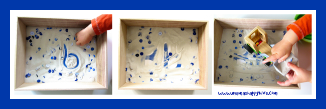 Sand Box - www.mamashappyhive.com