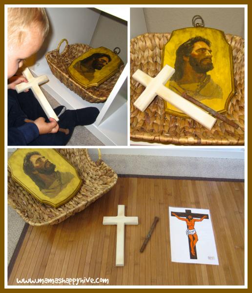 The Cross - www.mamashappyhive.com