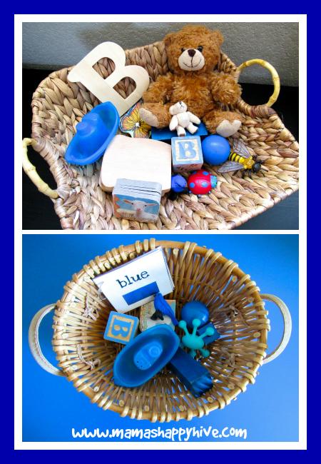 Treasure Basket - www.mamashappyhive.com