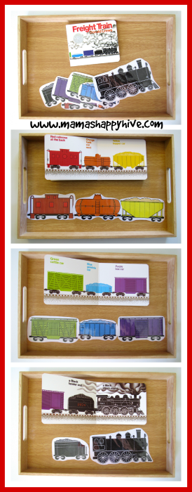 Freight Train Printables - www.mamashappyhive.com