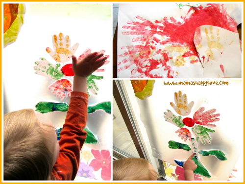 Boredom Busters for Kids - Flower Art