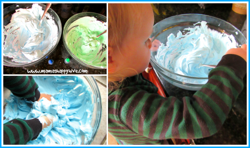 Shaving Cream Mix