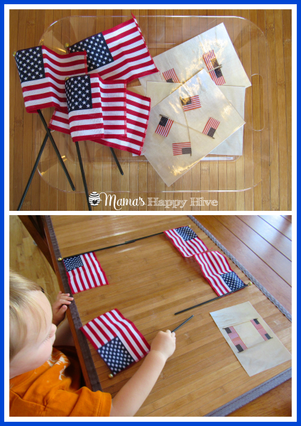 Flag Patterns - www.mamashappyhive.com