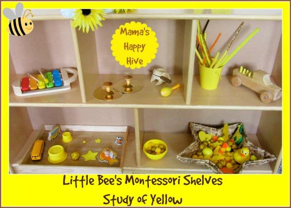 Study of Yellow - www.mamashappyhive.com