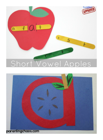 Apple Letters