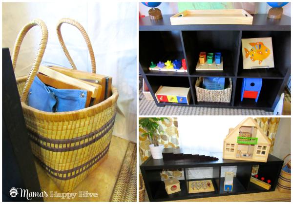 Basement Shelves - www.mamashappyhive.com
