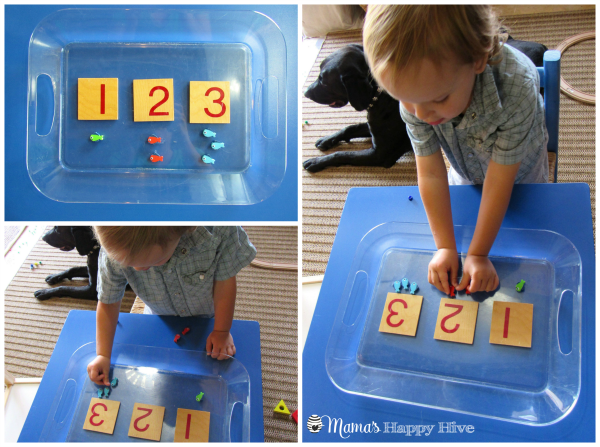 Counting Fish - www.mamashappyhive.com