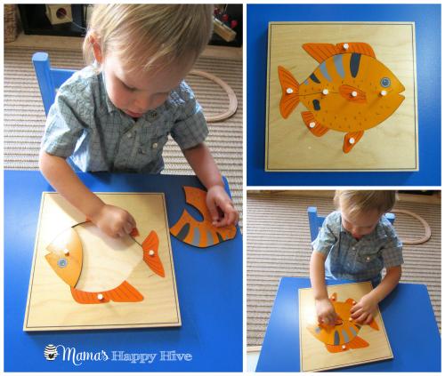 Fish Puzzle - www.mamashappyhive.com
