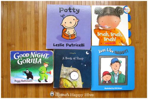 Life Skills Books - www.mamashappyhive.com
