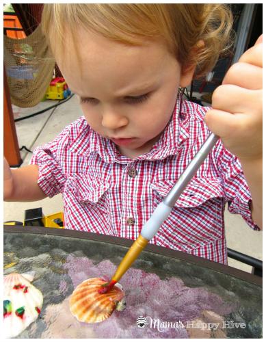 Montessori Concentration - www.mamashappyhive.com