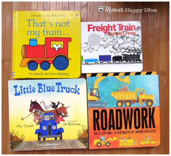 Transportation Books - www.mamashappyhive.com
