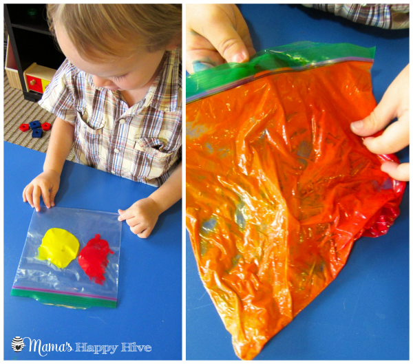 Fun Color Learning Activities for Toddlers