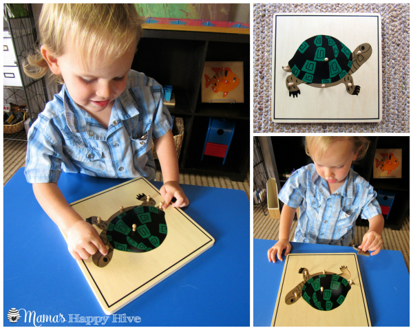 Turtle Puzzle - www.mamashappyhive.com