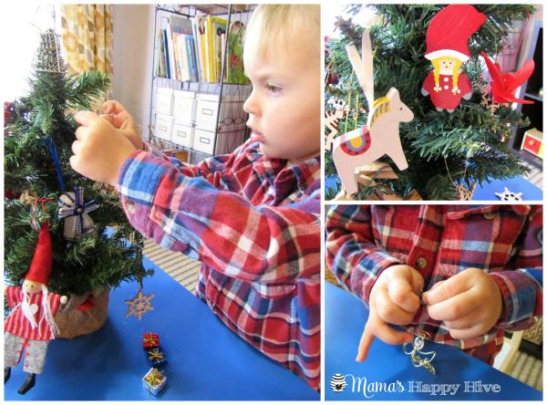 Christmas Tree Decor - www.mamashappyhive.com