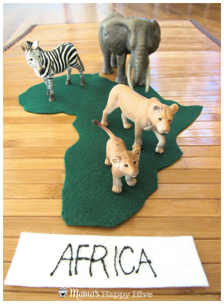 Africa - www.mamashappyhive.com
