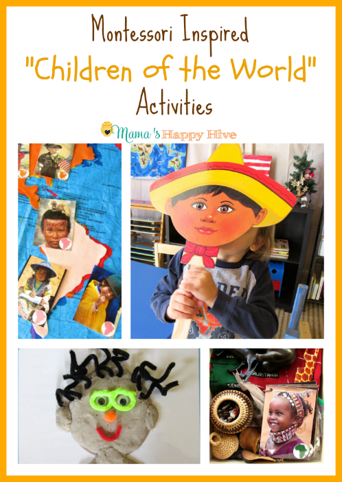 """Children of the World"" Activities"