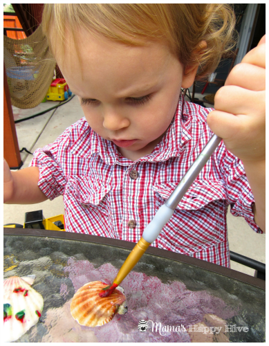 10 Painting Activities for Toddlers