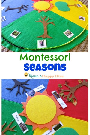 5 Montessori Seasonal Activities