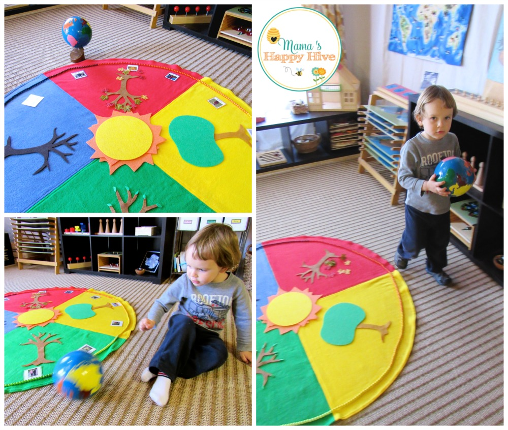 Montessori Inspired Solar System Introduction Mama S