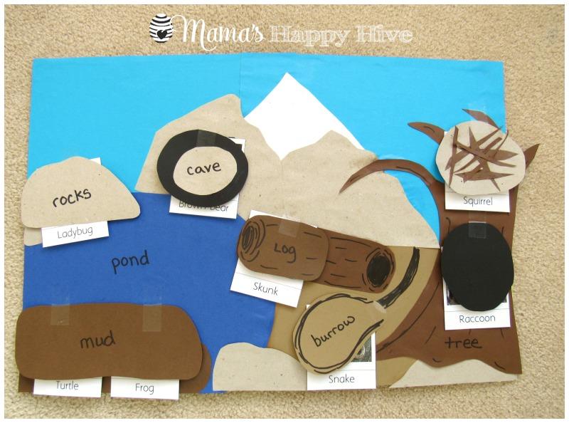 Hibernating Board - www.mamashappyhive.com