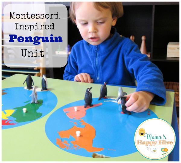 Penguin Unit - www.mamashappyhive.com