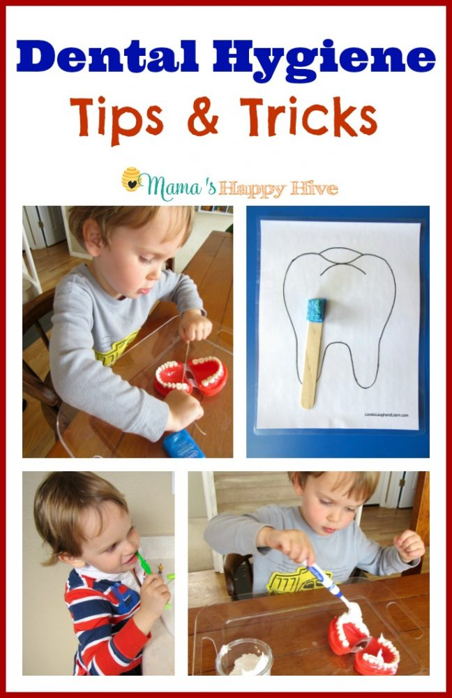 Dental Hygiene Tips And Tricks Mama S Happy Hive