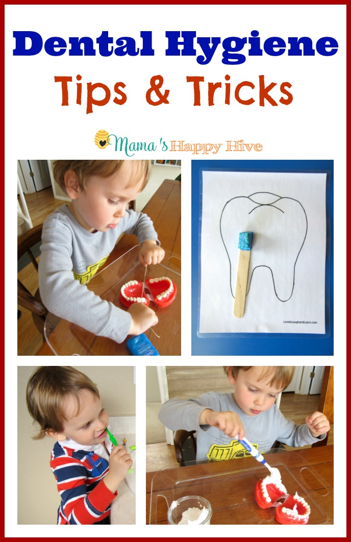 Dental Hygiene Tips and Tricks